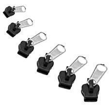 6 Fix Zip A Zipper Curseur Rescue Kit réparation instantanée de remplacement EH