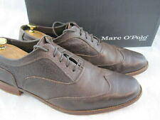 Marco Polo Herrenschuhe in 44 / UK 9,5 / Topzustand / Braun /