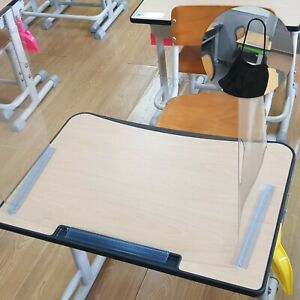 SNEEZE GUARD FOR STUDENT SCHOOL Desk Cafeteria Partition [Product By Korea]