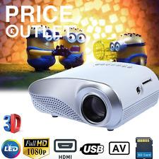 Mini HD LED/LCD Proyector Home Multimedia Cinema Projetor - HD - BRAND NEW (F4)