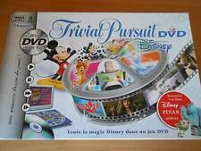 trivial pursuit disney Dvd GIOCO TAVOLA SCATOLA PERSONAGGI FILM COMPLETO