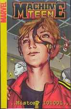 MACHINE TEEN HISTORY 101001 DIGEST TRADE PAPERBACK MARVEL COMICS 2005