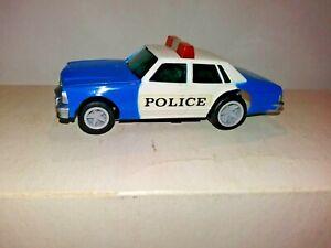 Vintage 1970's Matchbox Speedtrack Police Slot Car
