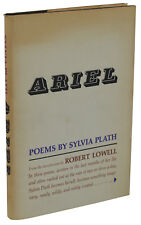 Ariel ~ by SYLVIA PLATH ~ First American Edition ~ 1st Printing 1966