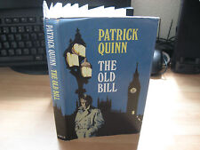 Patrick Quinn - The Old Bill 1988 1st scarce crime Scottish author none for sale