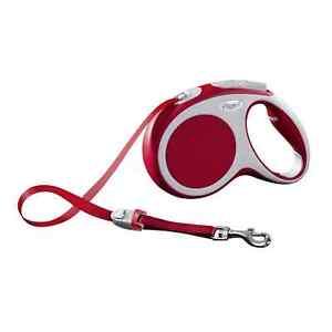 Flexi Vario Dog Lead Tape XS Small Medium Large Retractable Extendable Leash