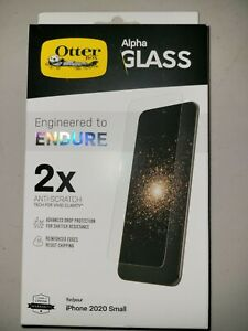 Otterbox Alpha Glass Anti-Scratch Screen Protector for Apple iPhone 12 Mini NEW