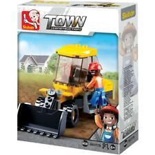 New Sluban Kids Tractor Building Blocks 91 Pcs set Building Toys Set for Kids