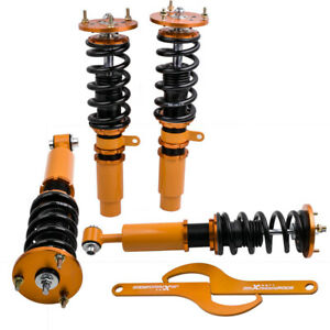 Coilover Struts For BMW 5 Series E60 Sedan 2004-2010 Coilovers Suspension Set