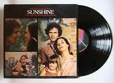 Original Film Soundtrack From Sunshine UK LP 1973 Cliff De Young Folk
