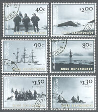 Ross Dependency-Discovery exhibition set fine used -cto-(78-83) 2002
