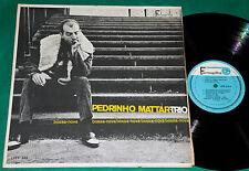 Pedrinho Mattar Trio - Bossa Nova Brazil Jazz Tropicalia 1963 LP Farroupilha Org