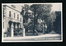 Glos Gloucestershire CHELTENHAM Promenade Judges Proof Card c1950/60s RP PPC