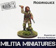 28mm Modern Wargames / Roleplaying - Militia Miniatures - Rodriguez