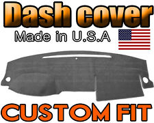 Fits 2007-2011   HONDA CRV  DASH COVER MAT DASHBOARD PAD /  CHARCOAL GREY