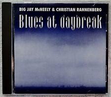 Big Jay McNeely & Christian Rannenberg Blues at Daybreak Rare CD JR Boogie Jive