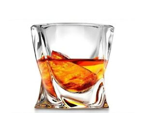 Classic Design Glass Whisky Cup Wine Cup Bar Cup Tequila Vodka Gin Spirits 300ml