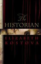 The Historian by Elizabeth Kostova (2005, Hardcover)