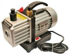 Vacuum Pump, Refrigeration & Air Conditioning, 4 CFM, 2 Stage, High Capacity NEW