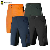 Pantalones cortos de ciclismo holgados para hombre Pantalones de bicicleta MTB