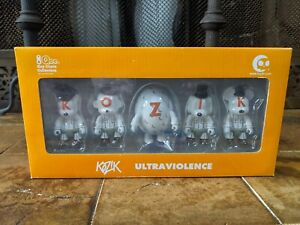 Frank Kozik Toy2r Ultraviolence Qee Collection Rare New in Box Clockwork Orange