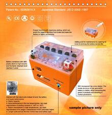 YTX12-BS 12V 10Ah Gel Sealed Battery Honda TRX250 TRX200 TRX200SX FourTrax Recon