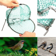 "200mm / 7.87"" Sparrow Starling Bird Net Mesh Humane Live Trap Hunting Heavy Duty"