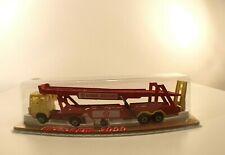Majorette Serie 3000 3061 Truck Renault World Assistance Box / Boxed Rare