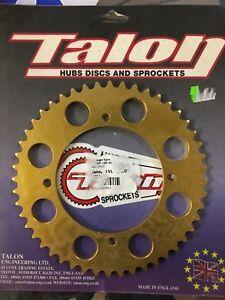 TALON Rear Sprocket, TR367-48T-(420) Standard, Kawasaki KX65 2000-2003
