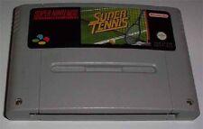 SNES: SUPER TENNIS