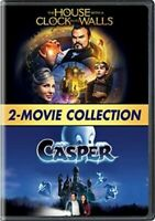 The House with A Clock In Its Walls/Casper [New DVD] 2 Pack