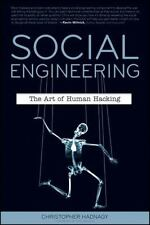 Social Engineering : The Art of Human Hacking by Christopher Hadnagy (2010, Pape