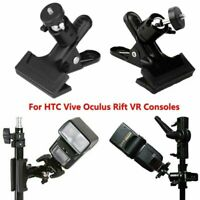 For HTC Vive/Oculus Rift VR Console Sensor Base Station Reality Clamp Adjustable