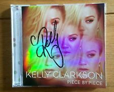 Kelly Clarkson - Piece By Piece Deluxe Cd Signed Autographed