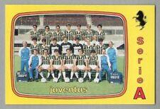 SQUADRA CALCIATORI PANINI 1985/86 - RECUPERO N.122 - JUVENTUS