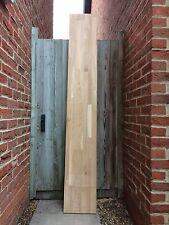 Solid Oak Worktop Offcuts