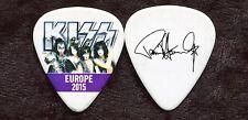 KISS 2015 Concert Tour Guitar Pick!!! PAUL STANLEY custom stage Pick EUROPE