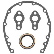 Edelbrock Engine Timing Cover Gasket Set 6997; for Chevy 262-400 SBC