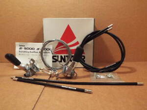 NOS Suntour Alpha-5000 Shifters...6-Speed Index or 5/6/7-Spd Friction Compatible