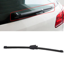 "1x Black 13"" Rear Window Wiper Blade Clean For VW Tiguan Polo 9N Golf GTI R32"