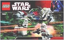 LEGO  STAR  WARS  CLONE  TROOPER  BATTLE  PACK  #7655   BRAND  NEW