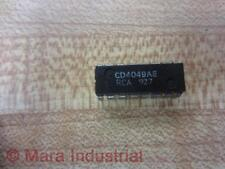 RCA CD4049AE Integrated Circuit