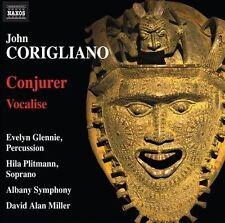 Corigliano: 'Conjuror'; Vocalise, New Music