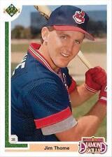 1991 Upper Deck Jim Thome #17F Baseball Card