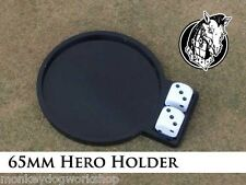 40k Hero Holders for 65 mm bases role playing games dice