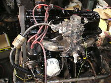 Ford Pinto 2.0 engine 205 block