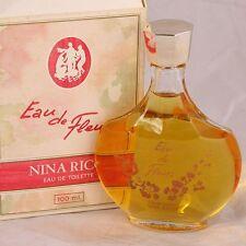 Nina Ricci Eau de Fleurs 100ml Eau de Toilette vintage!