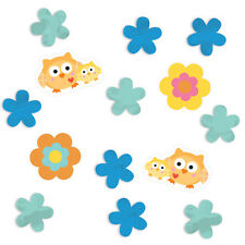 Happi Tree Owl Confetti 20027128 Party Supplies Decoration Baby Shower Boy Girl