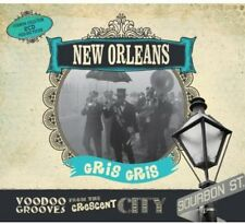 Various Artists - New Orleans Gris Gris / Various [New CD] UK - Import