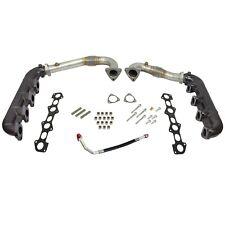 BD Diesel 1041481 Exhaust Manifold Up Pipe Kit
